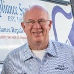 E&J Appliance Service Company Ernie Johnson